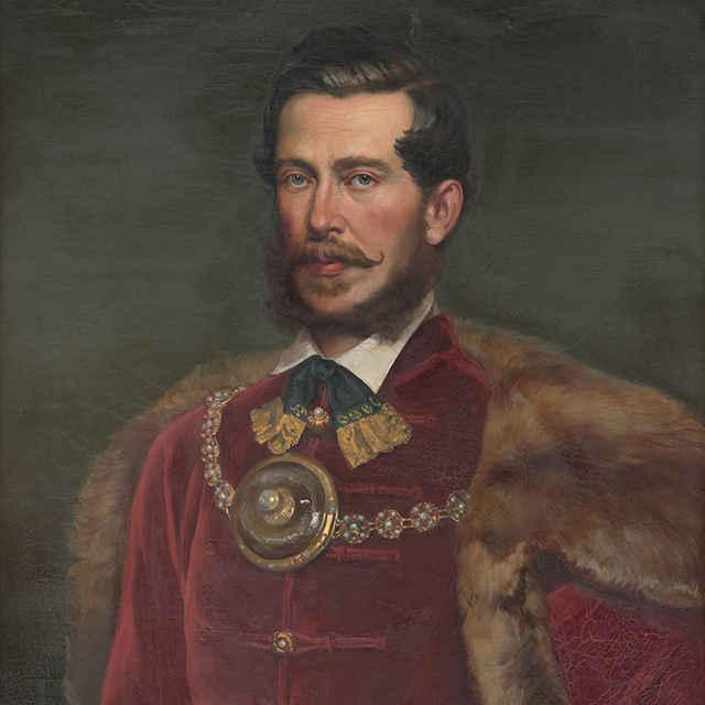 Portrét grófa Fr. Erdödyho