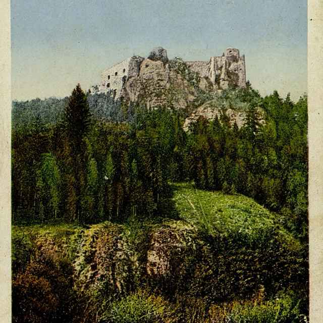Blatnický hrad - Výtvarné umenie
