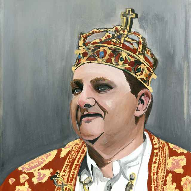 Kráľ - Čonka, Roman