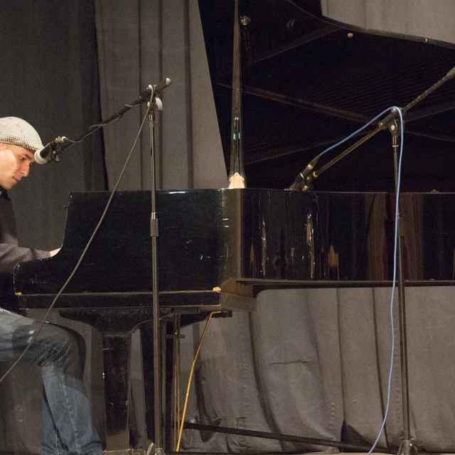 Miroslav Rác - koncert - Želiezovce - Paľová, Jana