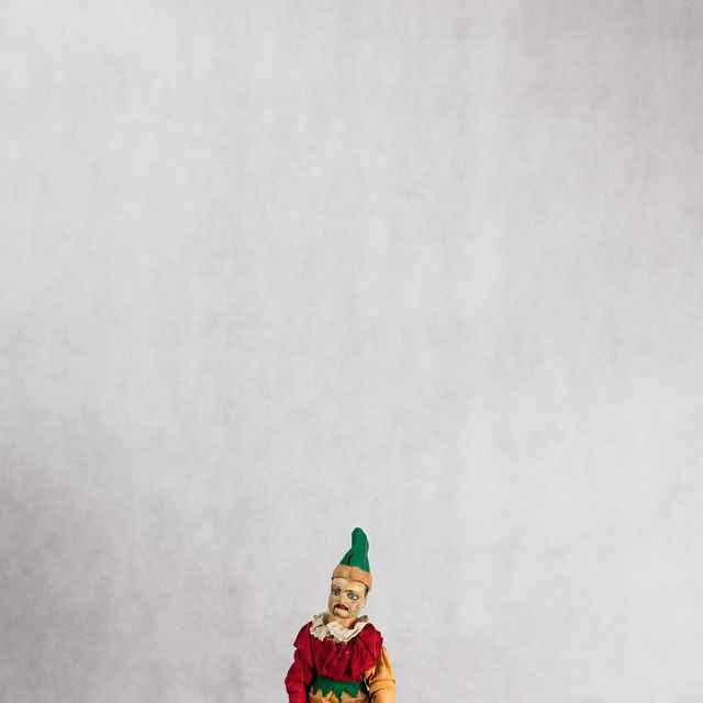 Bábka od Jozefa Matušíka 002-02 - Matušík, Jozef