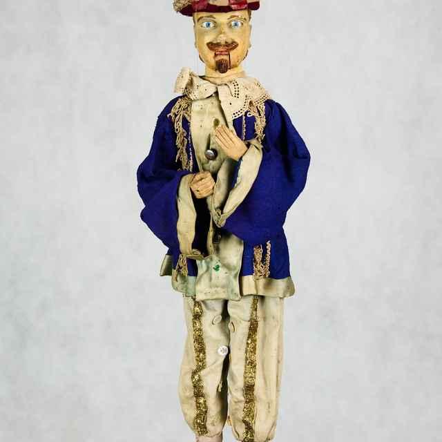 Bábka od Jozefa Matušíka 006-03 - Matušík, Jozef