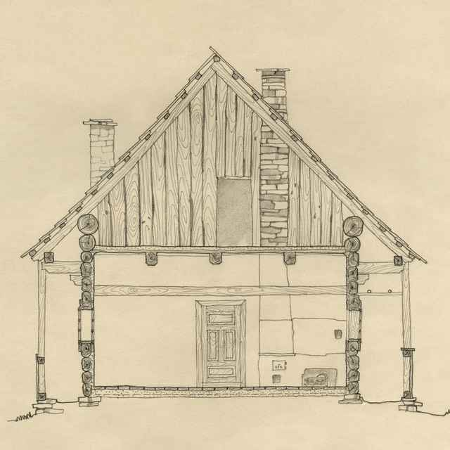 Obytný dom v Novej Bystrici 003-02 - Jančula, Anton