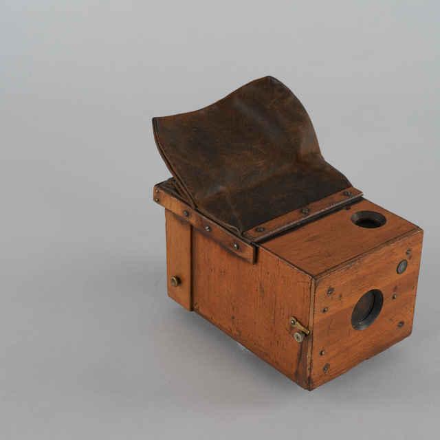 Prístroj fotografický, detektívna komora