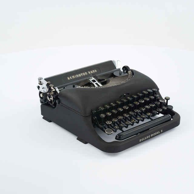 Stroj písací zn. Remington Rand