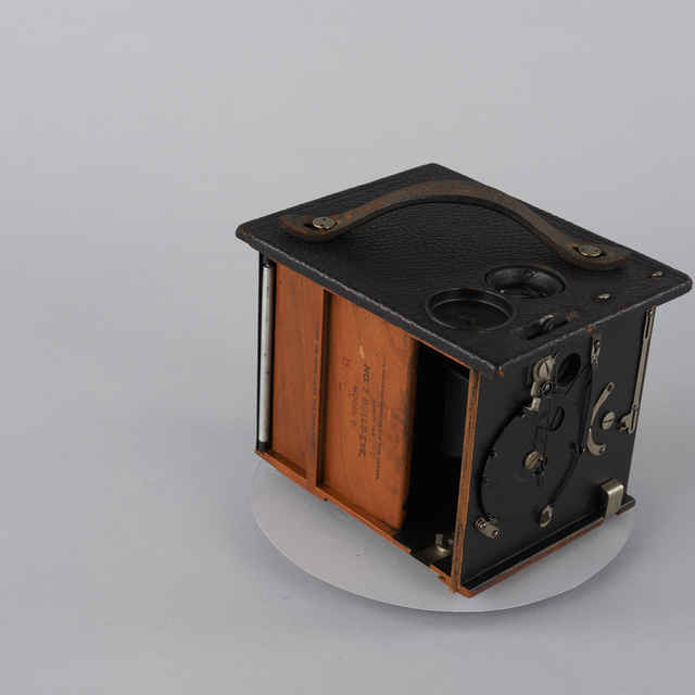 Prístroj fotografický - KODAK Bulls Eye N°2 (Model D)