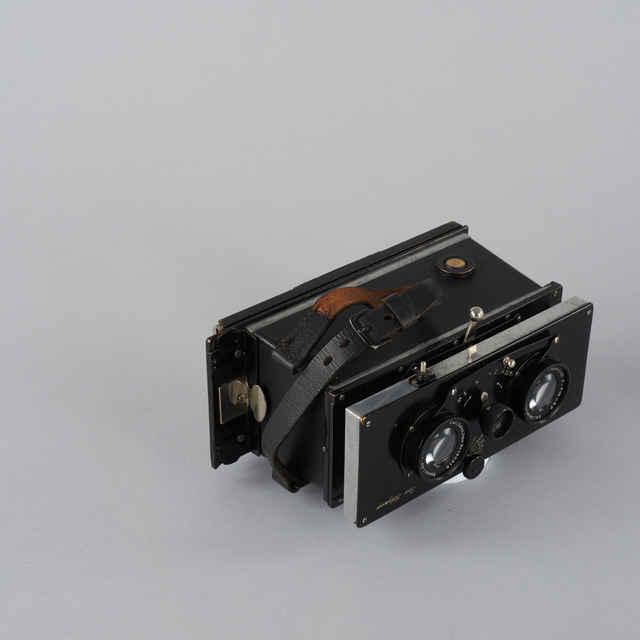 Prístroj fotografický stereo ICA - POLYSCOP