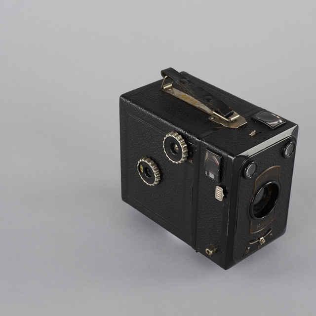 Prístroj fotografický CERTO Box na formát 6x9 a 4,5x6 cm