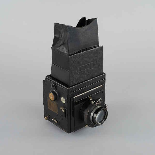 Prístroj fotografický MENTOR