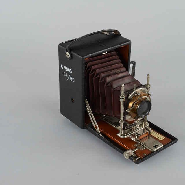 Prístroj fotografický EASTMAN KODAK 9 x 12 cm