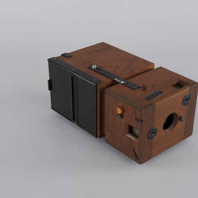 Prístroj fotografický MARS, zásobníkový