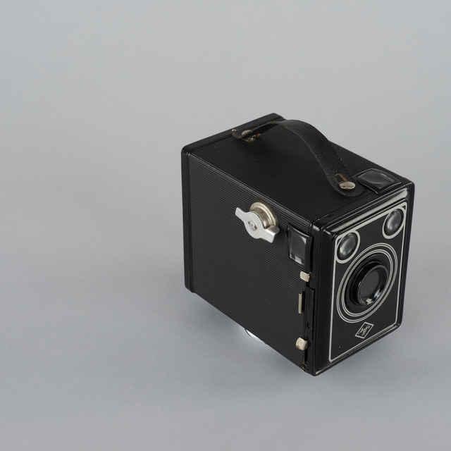 Prístroj fotografický AGFA - BOX 6 x 9 cm