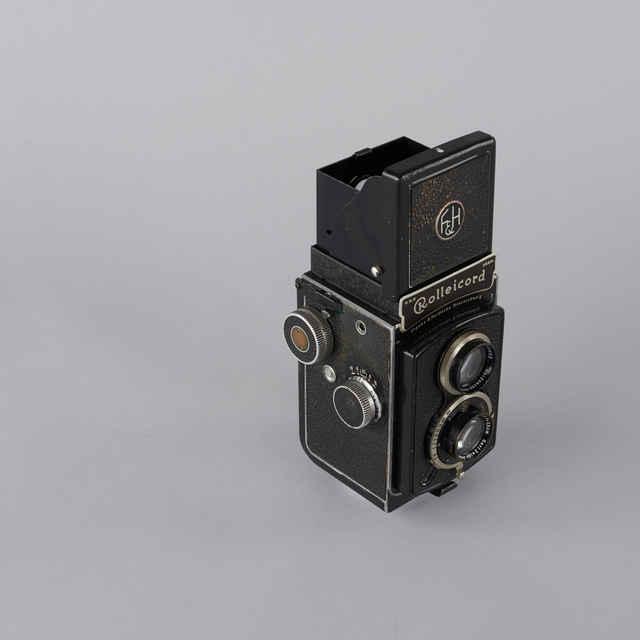 Prístroj fotografický ROLLEICORD