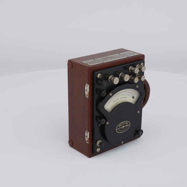 Wattmeter zn. Weston