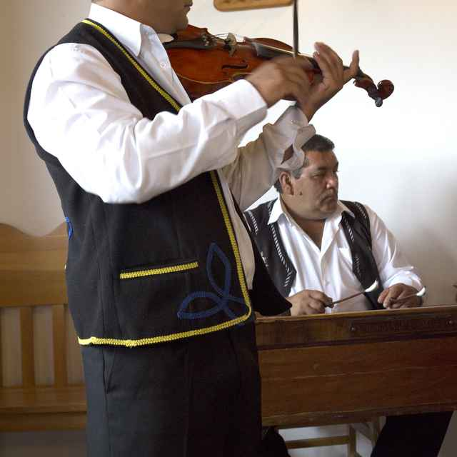 Ľudová hudba - Oračkovci - Paľová, Jana
