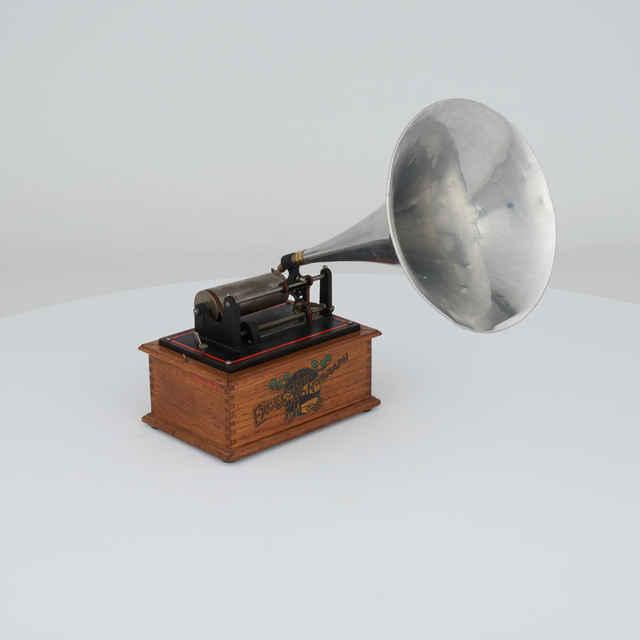 Fonograf Excelsior