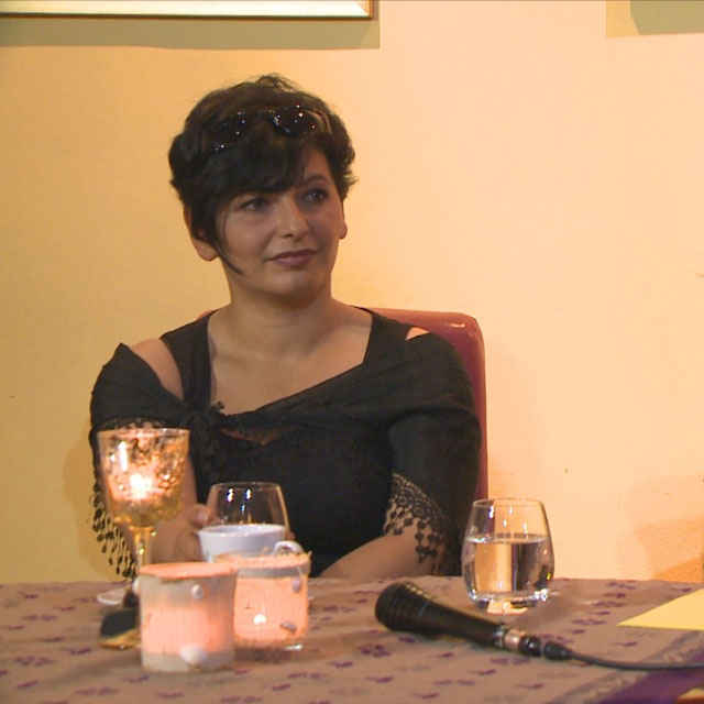 Autorské čítanie - Erika Hornáková, Roman Goroľ - Paľuchová, Zuzana
