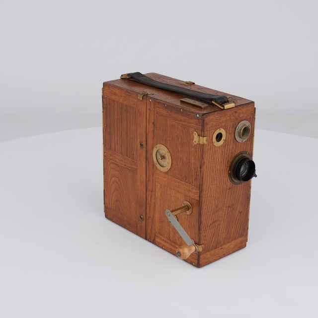 Kamera filmovacia Ernemann Mod. C (35 mm)
