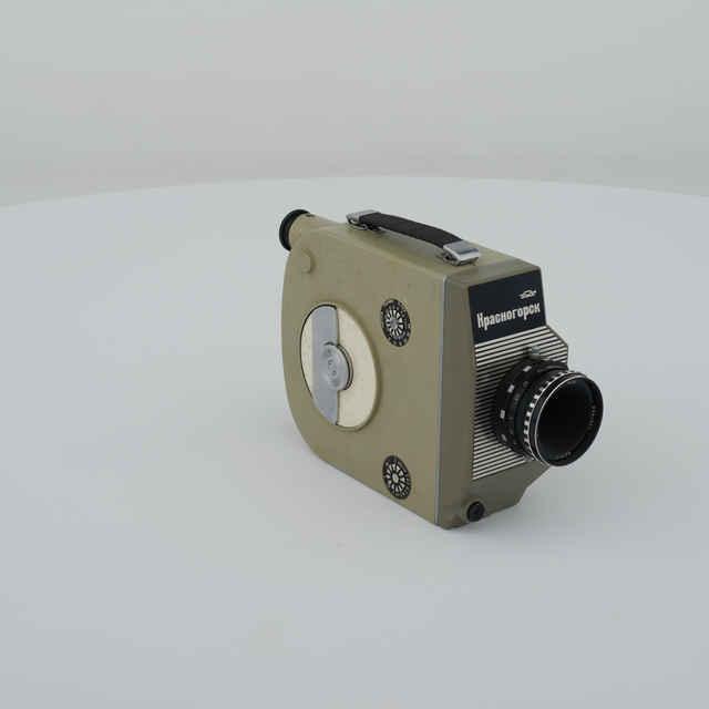 Kamera filmovacia Krasnogorsk 16mm