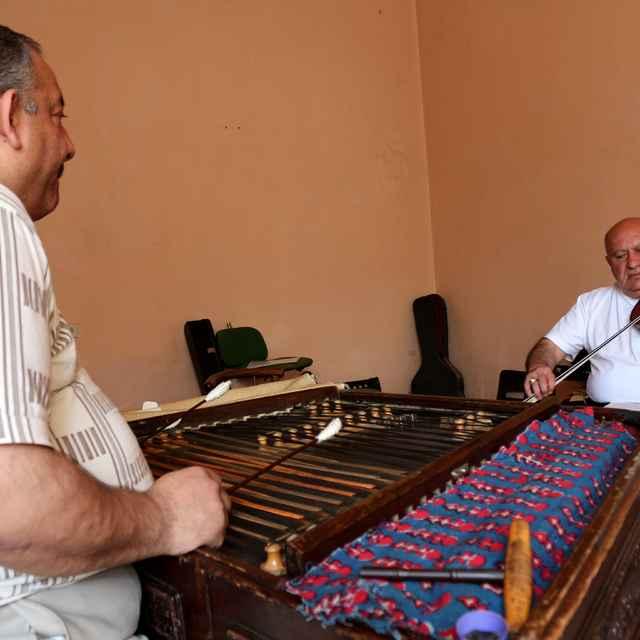 Romathan - hudobná skúška - Čonka, Roman