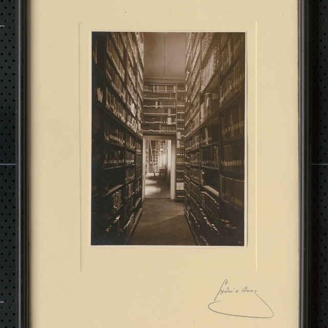 Pozitív - sklad mestskej knižnice v Košiciach