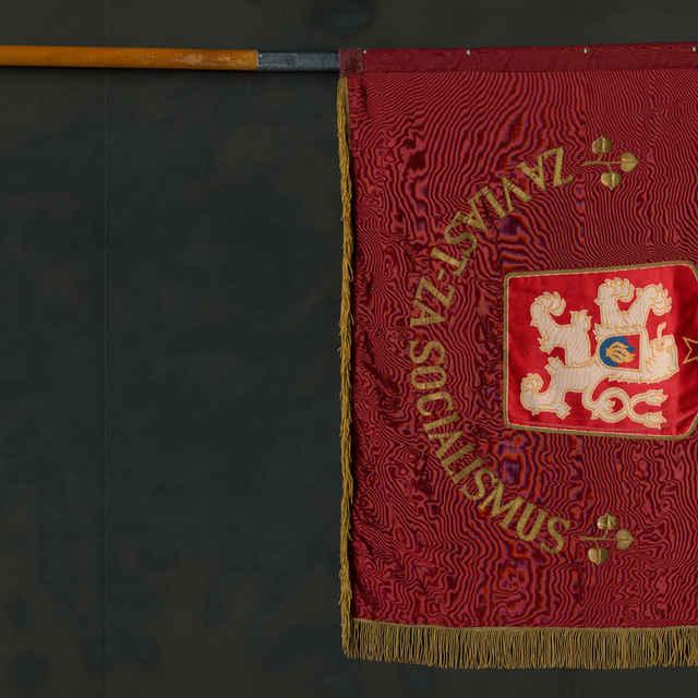 Zástava Leteckého učilišťa