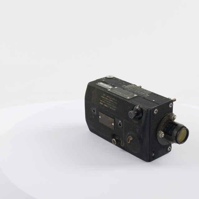Kamera letecká filmovacia - GUN typ AN - N6 - US Army Air Forces