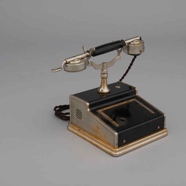 Mikrotelefón B4