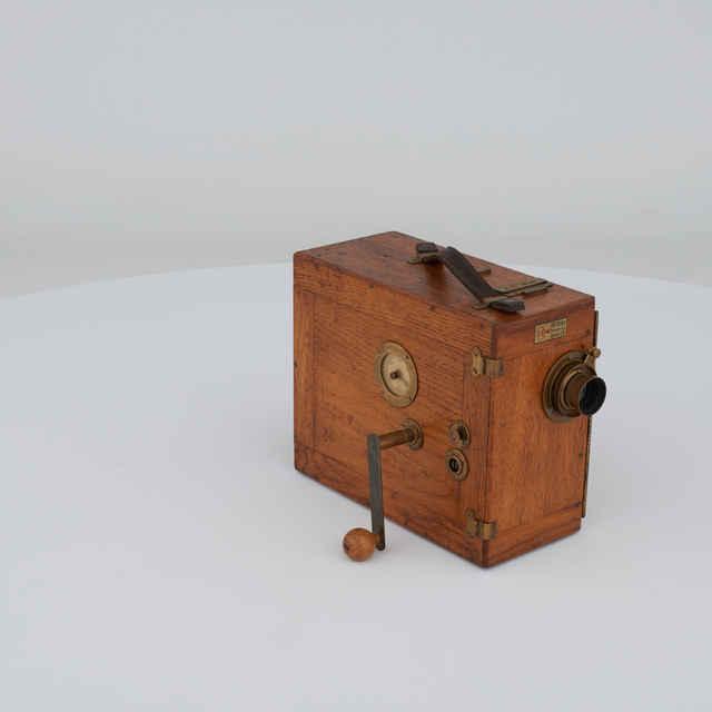 Kamera filmovacia ERNEMANN Kino Model C II (35 mm)