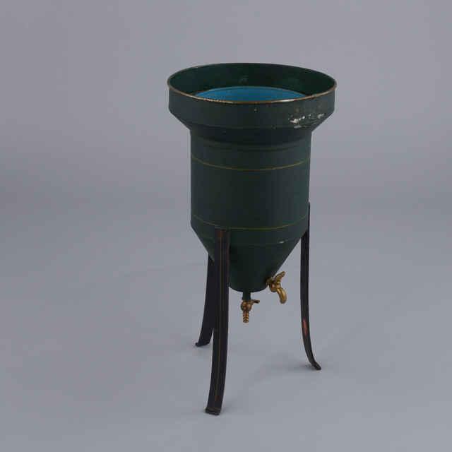 Kalorimeter na ľad podľa Lavoisiera