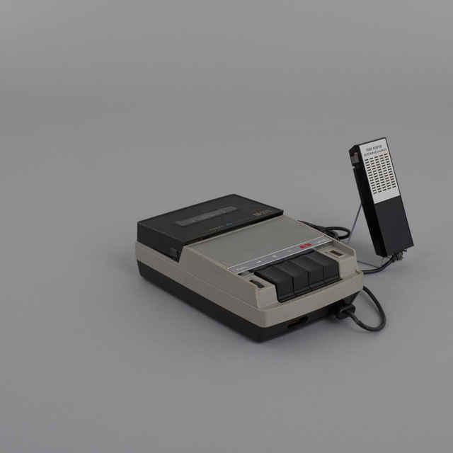 Magnetofón Standard Taperecorder