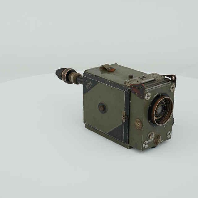 Kamera filmovacia ASKANIA (35mm)