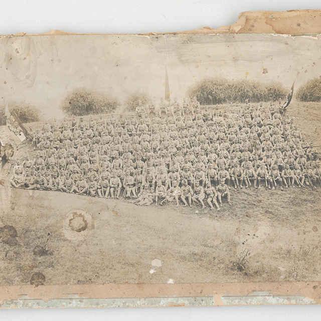 Obraz z prvej svetovej vojny