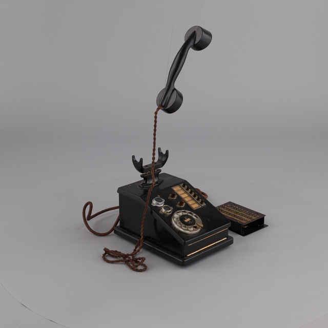 Telefón automatický kombinovaný