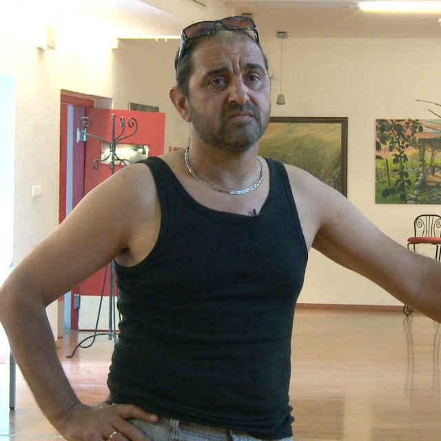 Dušan Barkóci - košikár - Čonka, Roman