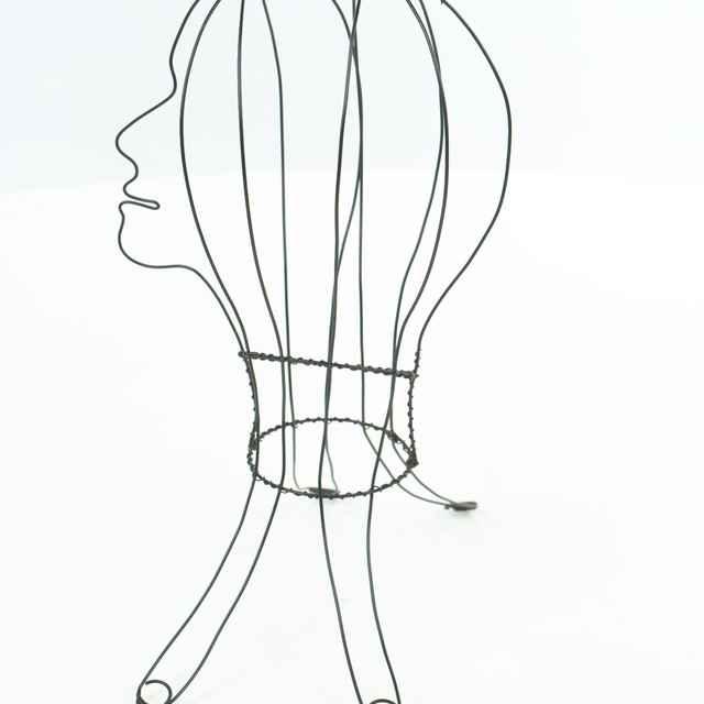 hlava drôtená