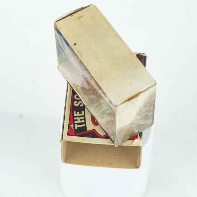 Betlehem v zápalkovej krabičke
