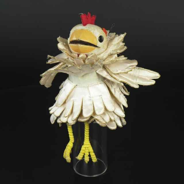Bábka spodová,maňuška,kura