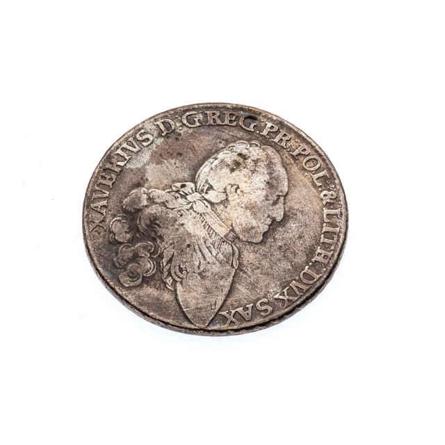 Minca 2/3 toliara ( Sasko 1768 )