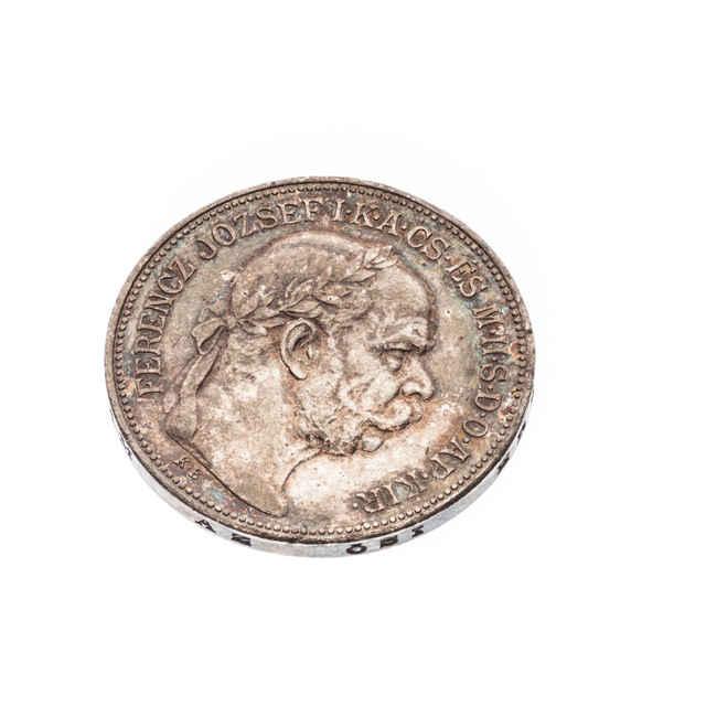 Minca 2 koruna ( Rakúsko - Uhorsko 1913 )