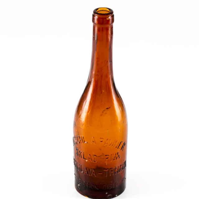Fľaša pivová