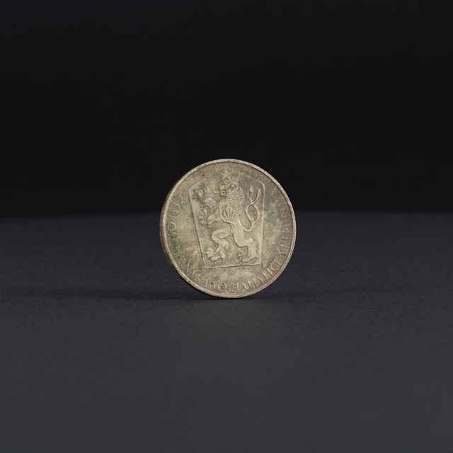 Pamätný desaťkorunák ČSSR, 20. výr. SNP 1964
