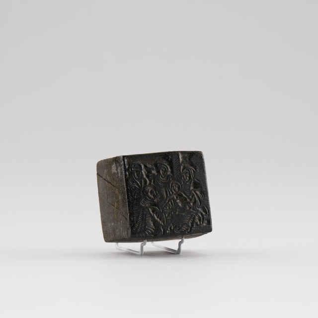 Štočok drevený, Klaňanie Troch kráľov - Sebald Beham, podľa