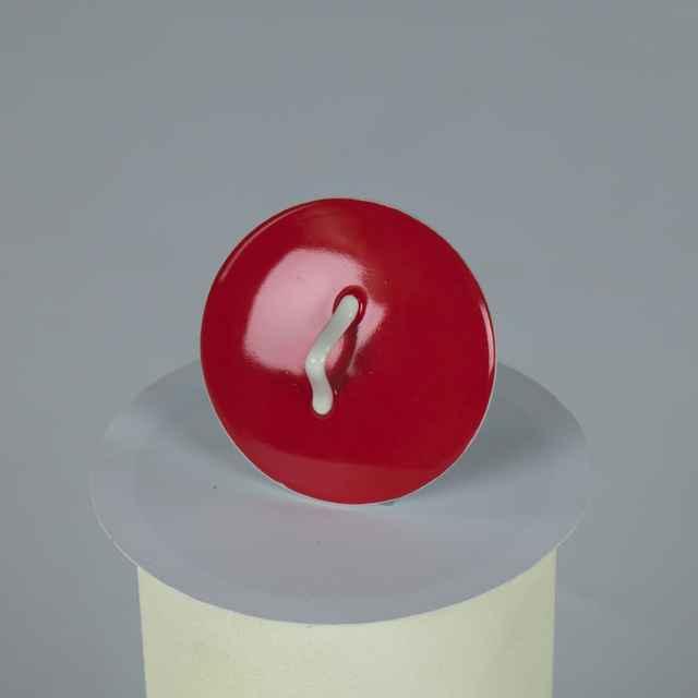 Vrchnáčik porcelánový