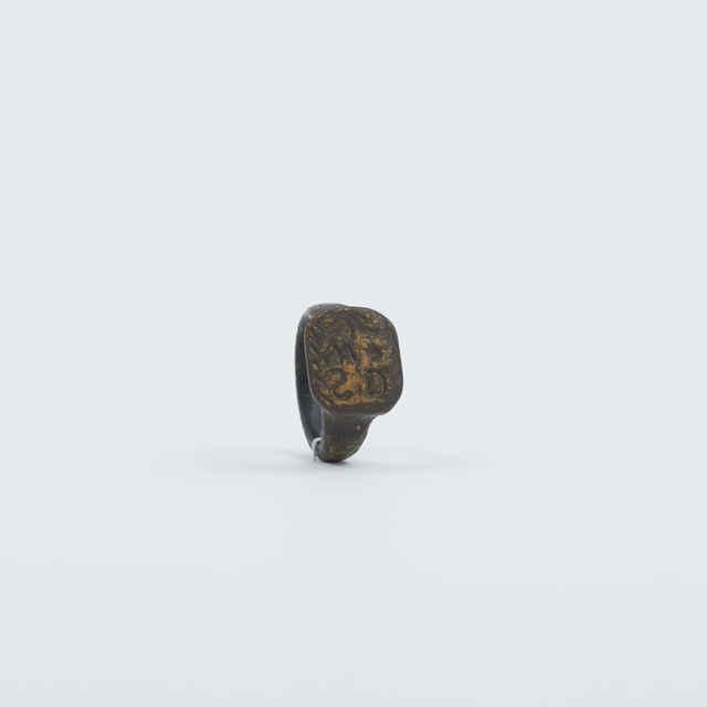 Prsteň mosadzný