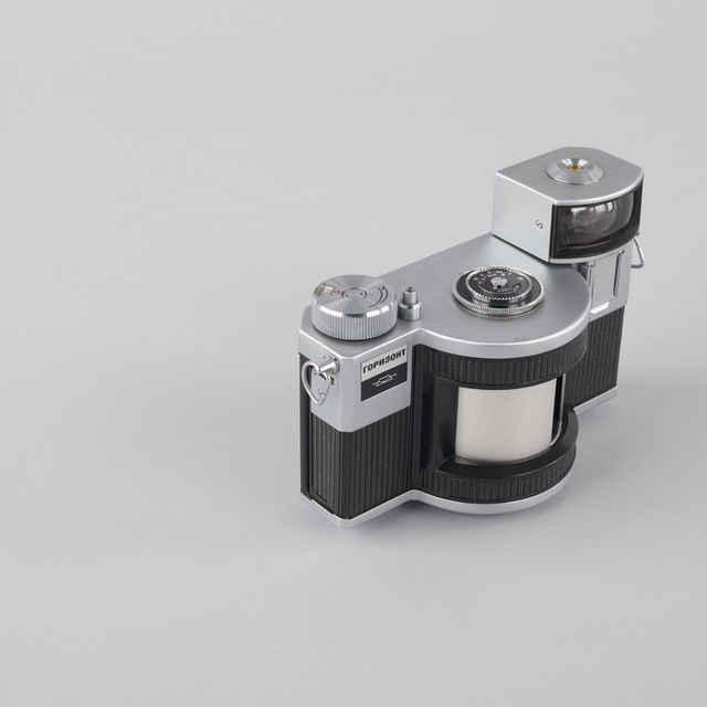 Prístroj fotografický HORIZONT, panoramatický