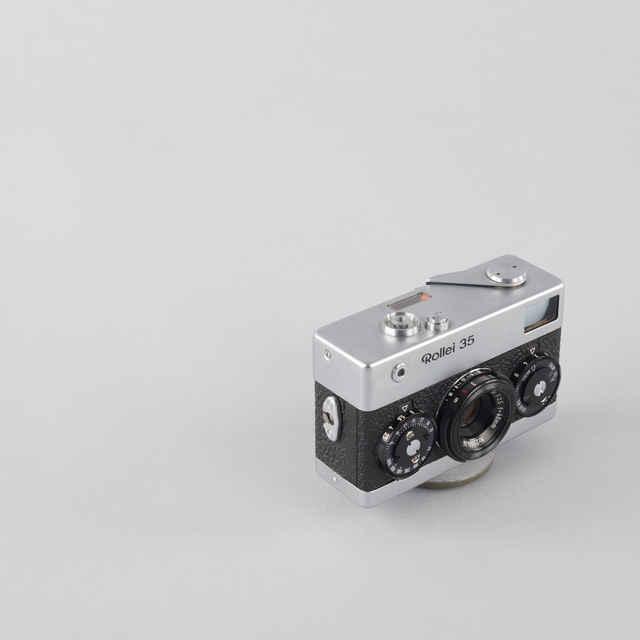 Prístroj fotografický ROLLEI 35