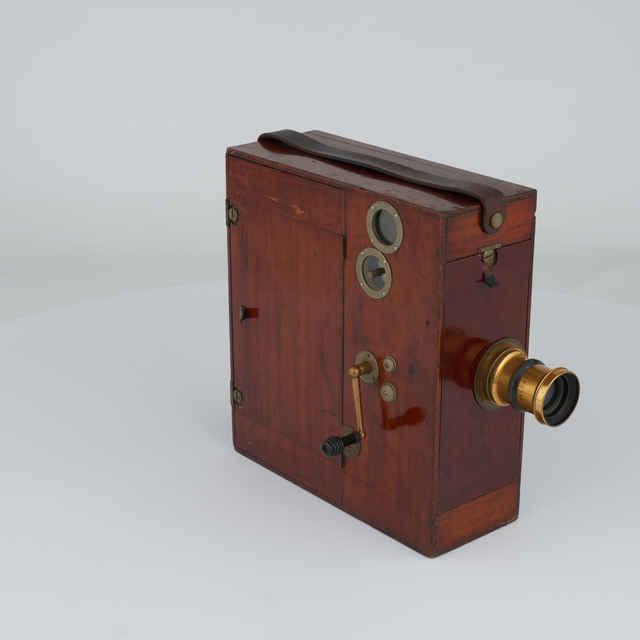 Kamera filmovacia (35 mm) výrobca neznámy