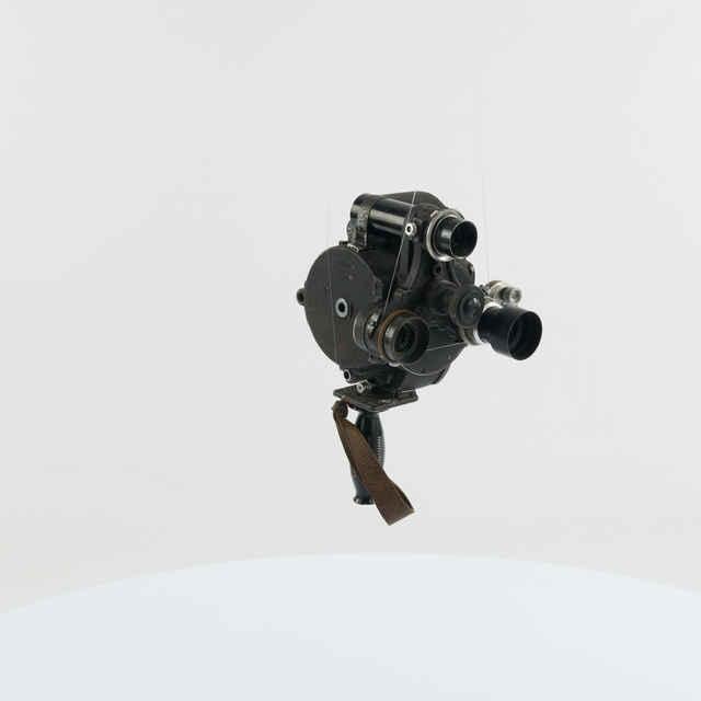 Kamera filmovacia KS 50 B s revolverovou hlavou