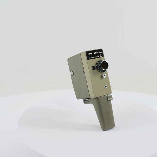 Kamera filmovacia SPORT - 4 (2x8mm nemý) - Gomz - LOMO